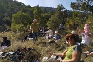 Le Mont Aurelien 21 -02 -2020
