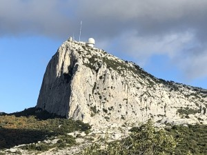 St Baumes - Cuges les Pins 29-Nov-2019